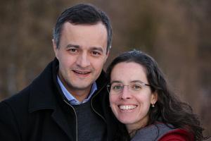 Carolina et Jean-Quentin Reyrat